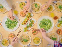 食べて痩せるアイデア満載のお料理教室・星野春香さん【元気をつなぐリレー(2)】