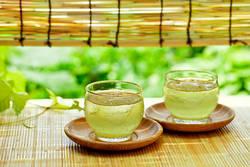 「水出し緑茶」で免疫力UP!インフルエンザ予防に緑茶パワー