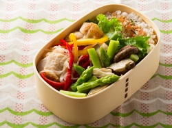 代謝アップで健康的にやせる!無理しない「やせるお弁当レシピ」