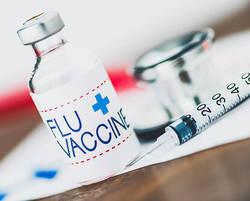 インフルエンザ予防接種、「毎年受けない」と回答した人の割合は?