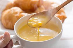 コーヒーとスープと白湯、最も体温上昇が持続するものは?