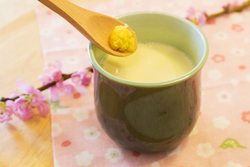 生姜で温まる!酒粕でつくる甘酒豆乳【男の和ごはん・生姜特集#3】
