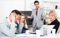 「品格に問題がある」上司に苦しむ部下の叫び│陰口・噂話が大好き「性悪上司」の傾向と対策