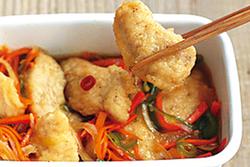 簡単&節約! 鶏むね肉の作り置きおかずレシピ 南蛮漬け/梅しそチーズロール