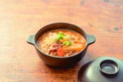 【コンビニ飯レシピ】簡単カレーコーンスープ/明太卵あんかけうどん/味噌キムチ雑炊