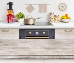 【賃貸DIY】壁紙を貼ってキッチンをオシャレにアレンジしよう!