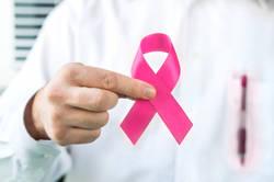 おっぱいを知って、守る。乳がんの早期発見から治療中・治療後までトータルにサポート 「リンククロス ピンク」