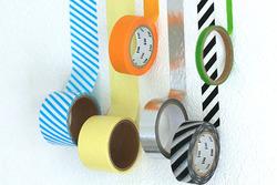 【賃貸DIY】貼るだけで部屋の雰囲気がガラリと変わる! マスキングテープで壁の模様替え