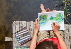 どんどん増える子どもの作品や思い出の品の整理のコツ