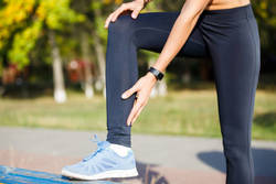 運動会シーズンでよくある踵の痛み