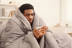 病気のサイン(7)インフル 突然の発熱と全身痛