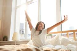 感染予防には十分な睡眠を…昼寝や寝だめは効果あるの?