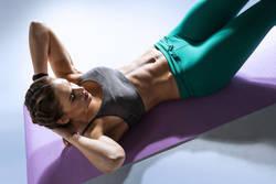 夏までに腹を凹ませよう! 自宅でできる腹筋プログラム
