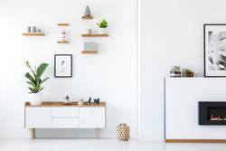【インテリアコーディネート術】整理収納アドバイザーのモノトーン&シンプルな部屋づくり