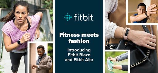 画像提供:Fitbit,inc.