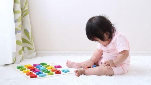 乳幼児期の英語教育には、どのようなものがふさわしいのだろうか(写真:マハロ / PIXTA)