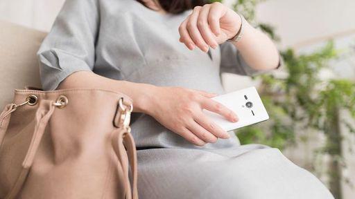 妊婦さんは虫歯になりやすいのです(写真:Graphs / PIXTA)