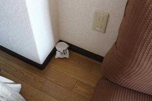 臭いを消したいものの近くとか、風が通りにくい場所(部屋の隅っこ)に置いておくと効果的なんだって!