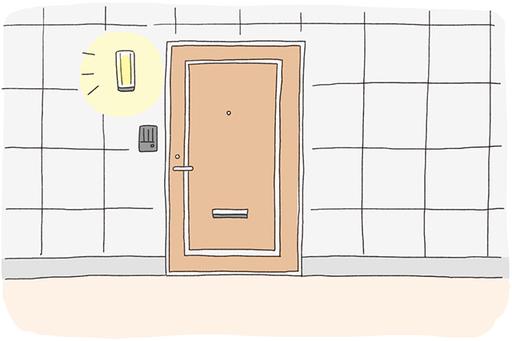 玄関を明るくきれいにし、気の流れを良く運気をアップ!
