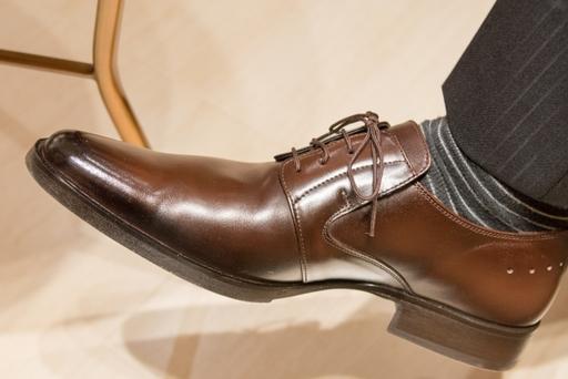 きれいな靴で春を迎えよう!