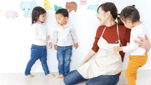 保育園だけでなく、保育に対応している幼稚園も選択肢に含めていいかもしれない(写真:maroke/PIXTA)