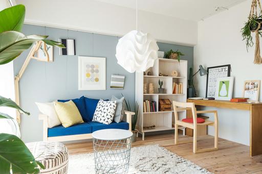 部屋のインテリアにこだわりたい…そんな時はインテリアを変えて、北欧風の部屋作りにチャレンジしてみては?