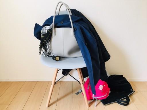 帰宅し玄関からすぐに向かう部屋、かばんを置く場所はどこかを観察し、片付ける場所を見分ける