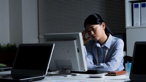 死ぬほど働かされてしまっても本人が気付けない理由はどこにあるのでしょうか(写真:xiangtao /PIXTA)
