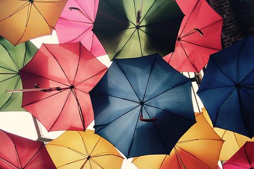 可愛いから!と好きな色の日傘を選ぶと後悔することも