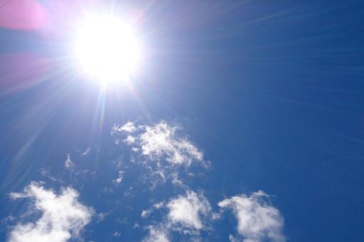 毎日暑い日が続いている