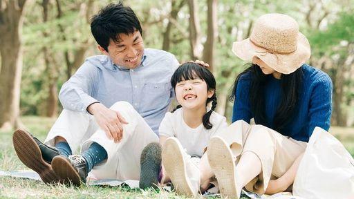 熟年パパが健康リスクを避けるために必要な考え方とは?(写真:プラナ/PIXTA)