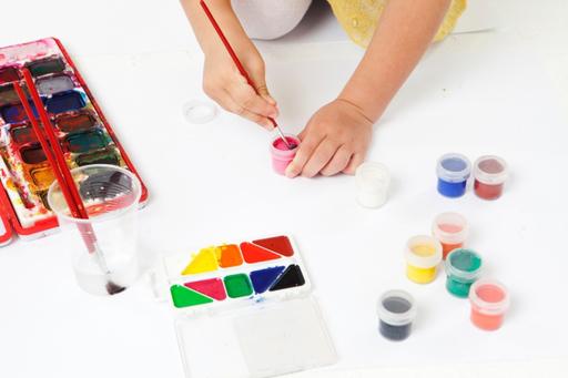 デザインには、子供の自由な発想が向いているかも