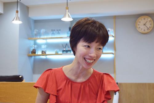 体験談を語ってくださったニューロスペースの香山由佳さん