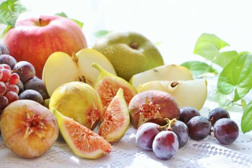 秋は実りの季節! フルーツが美味しい!!