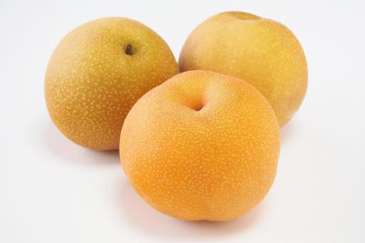 これは和梨の場合。洋梨はまた保存方法が異なるので注意しよう