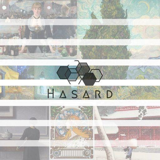 【画像出典元】「HASARD 公式Twitter」