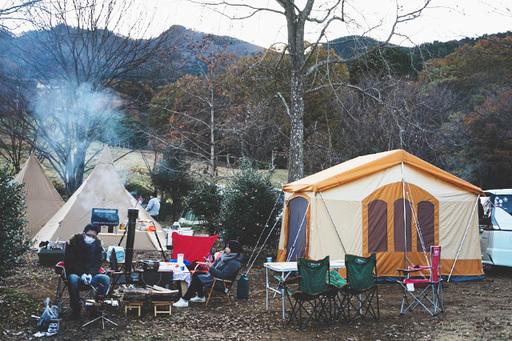 ファミリーキャンプの楽しみ方と注意点とは?