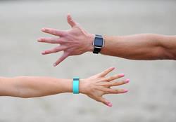 『Fitbit(フィットビット)』と歩数データの連携ができます