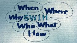 仕事のできない人は「5W1H」の本質を知らない│シンプルな問いに落とし込む最強の思考法