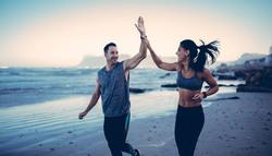 ダイエット効果が高いジョギングは「会話ができるペース」