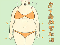 """【特集/""""痩せ""""と""""脂肪""""の関係】 女性にとっての皮下脂肪とは?"""
