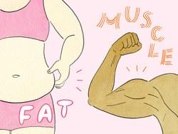 """【特集/""""痩せ""""と""""脂肪""""の関係】 間違いダイエットは危険がいっぱい"""