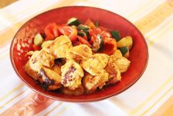 すぐできる!ダイエットの味方「鶏むね肉」で作るタンドリーチキン【身体が変わる10分レシピ#45】