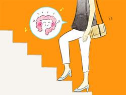 【特集/むくみの正体に迫る!】 「腸むくみ」を解消する生活習慣