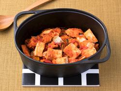 常備菜にも!高野豆腐と根菜のラタトゥユ【免疫力を上げるお手軽レシピ】