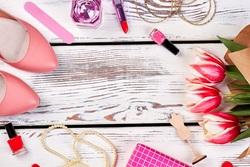 10月はピンクを取り入れてみて! リンククロス ピンクから「サムシングピンク」をご提案します