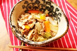 野菜不足は麺で解消!?野菜あんたっぷりな広東麺【10分レシピ#56】