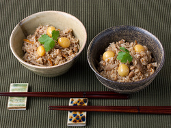 腸内環境にアプローチ!納豆と銀杏の炊き込みご飯【免疫力を上げるお手軽レシピ】
