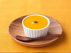 腸にも嬉しい!豆乳かぼちゃプリン【免疫力を上げるお手軽レシピ】