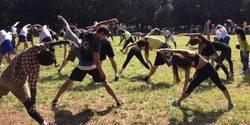 仲間と一緒に運動する楽しさを! 誰でも自由に参加できる国際的なフィットネスコミュニティ 「SOGO Fitness 」